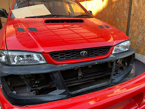 インプレッサ スポーツワゴン GF8 のカスタム事例画像 jzsr3240さんの2019年12月08日13:40の投稿