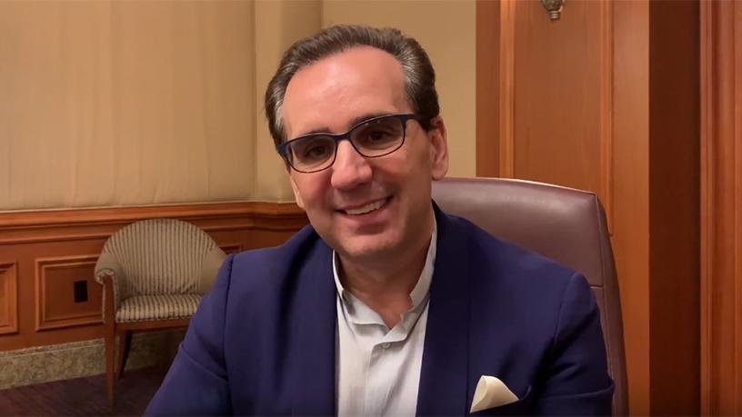 Chano Fernandez, Workday co-president.