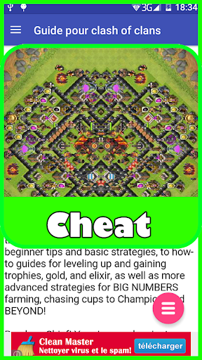 Guide and maps For COC