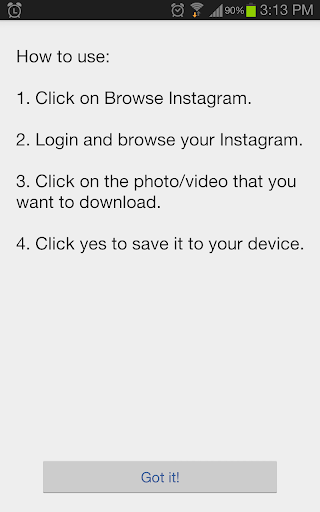 视频下载为Instagram