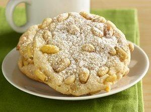 Italian Pignoli Nut Cookies Recipe