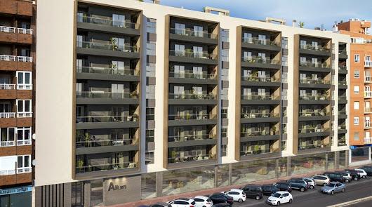 Proyectan residencial de 108 viviendas en la antigua sede de La Voz de Almería