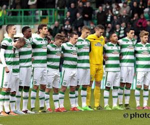 Le Celtic sur un membre du staff de Man U