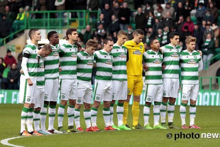 Le but qui fait tomber le Celtic