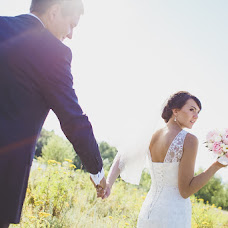 Wedding photographer Polina Belyaeva (Polbel). Photo of 22.10.2014