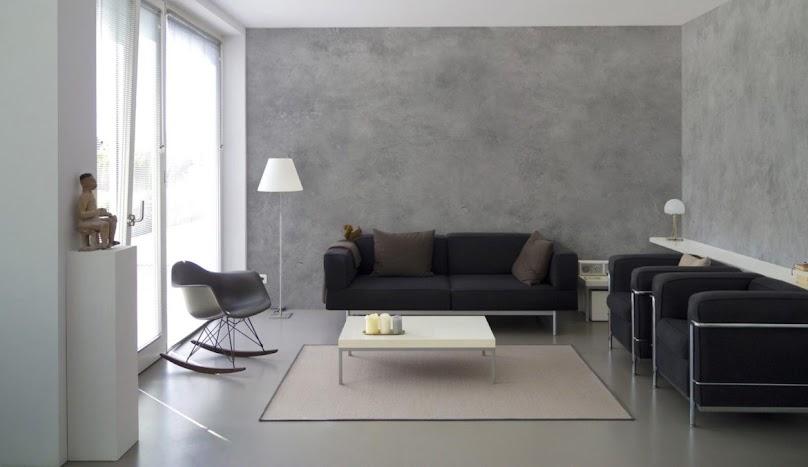 Efekt betonu na ścianie – dlaczego warto?