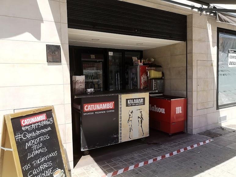 Restaurante cafetería Roypa, establecimiento hostelero situado en Avenida Padre Méndez.