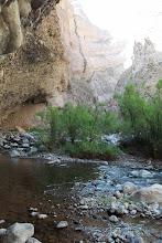 Photo: Fondo del cañón. Altas paredes y río Cañón de Pichirigma Huanca / 18 y 19 de Noviembre (2012) Caylloma