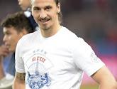 "Ibrahimovic: ""Je n'ai jamais été aussi fort"""