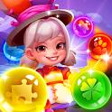 Golden Bubble Shooter icon