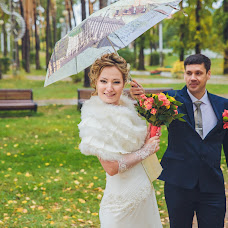 Wedding photographer Yuliya Lebedeva (Liana656656). Photo of 10.10.2015