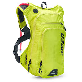 USWE Outlander 9L Hydration Backpack Crazy Yellow
