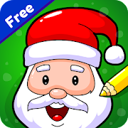 Free Christmas Coloring Games for Kids