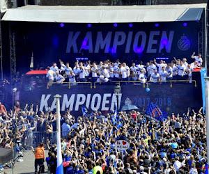 Club Brugge kampioenviering