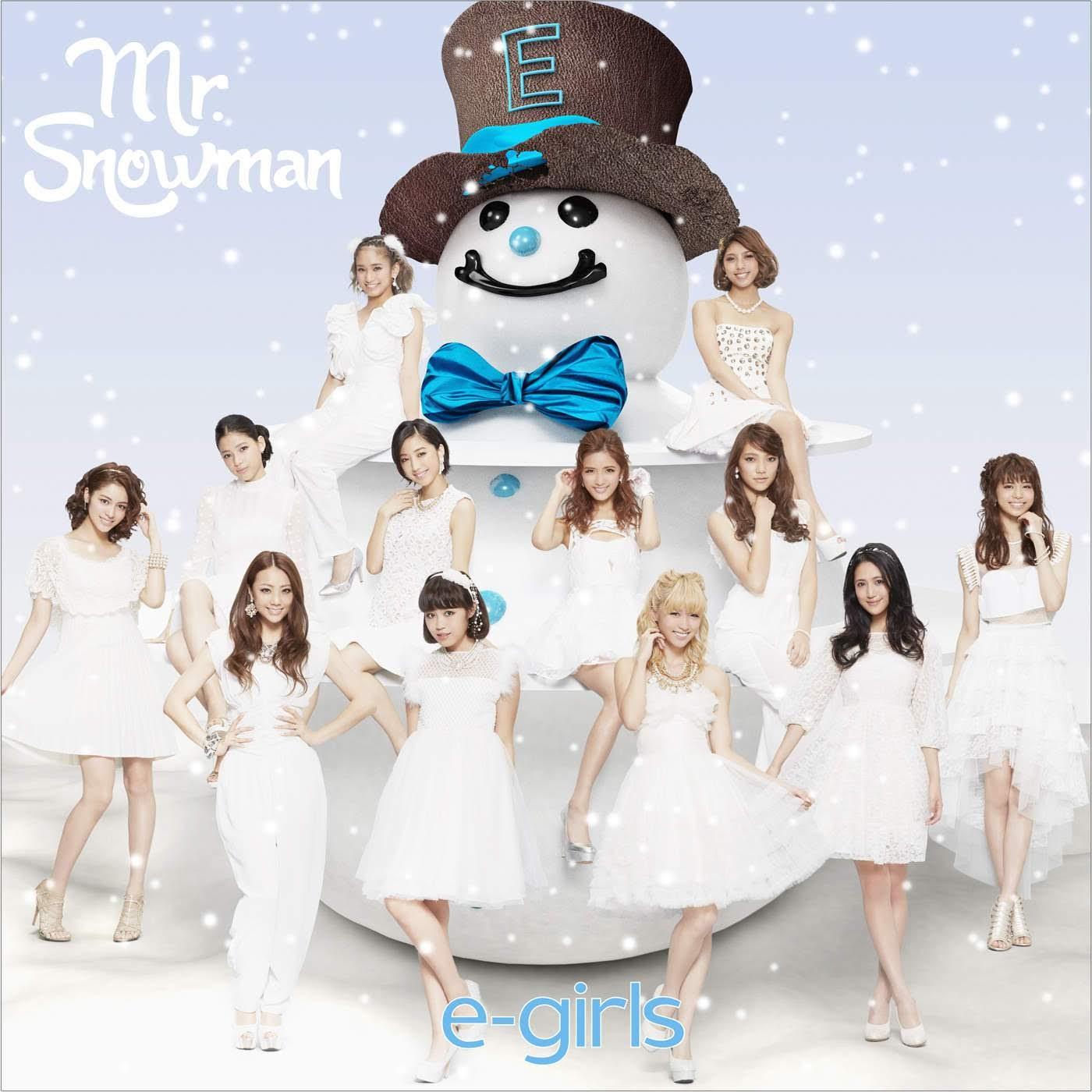 Single - E-girls - Mr. Snowman