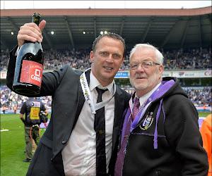 De man die het met iedereen kon vinden op Anderlecht is overleden: rest in peace Michael