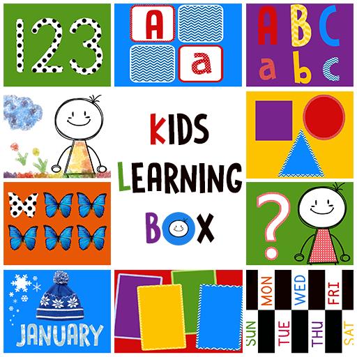 Kids Learning Box: Preschool (game)