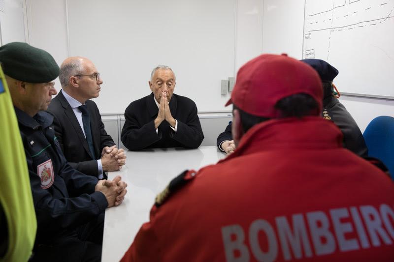 Comandante dos Bombeiros de Lamego faz agradecimento público