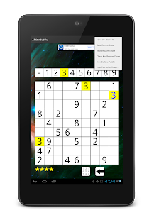 All Star Sudoku- screenshot thumbnail