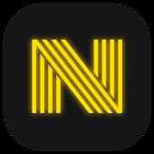 Neon Clocks - Zooper Widget