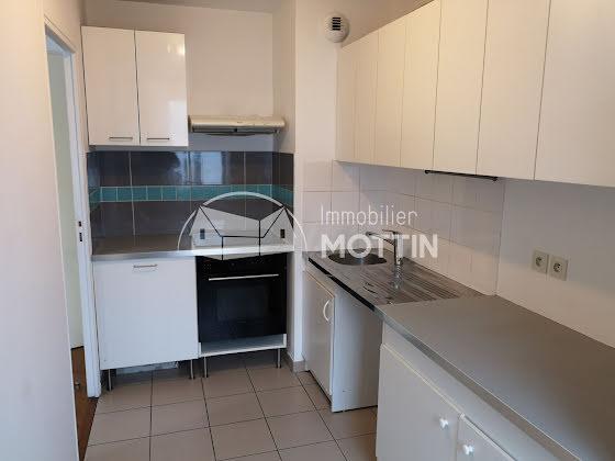 Location appartement 3 pièces 59,79 m2