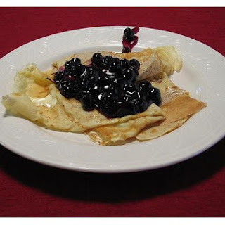 Hot Fruit Compote.