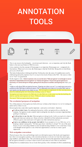 PDF Reader - PDF Viewer for Android new 2019 android2mod screenshots 4