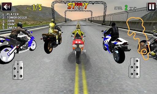 Moto Riders: Fast Bike Racing