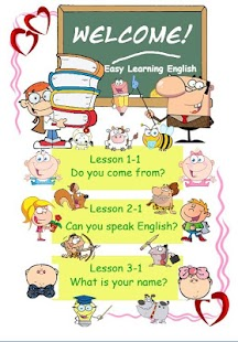 Easy Learning English- screenshot thumbnail