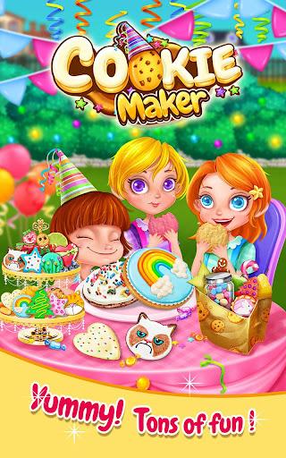Cookie Maker - Sweet Desserts