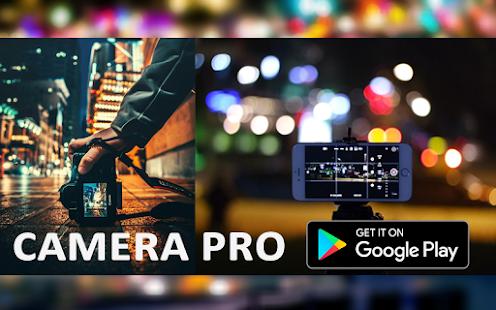 Camera Pro - náhled