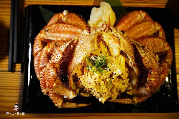 微風建一食堂 大份量高CP值 日式無菜單料理 豪華澎派的海鮮食材有夠青 還可升級毛蟹 海鮮控別錯過!