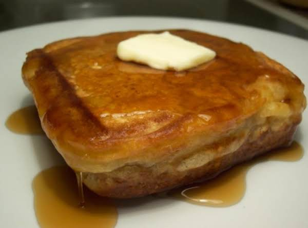 Banana Stuffed French Toast!!! Recipe