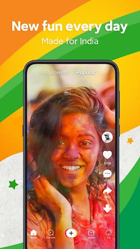 Zili - Short Video App for India | Funny 2.15.25.1524 screenshots 1