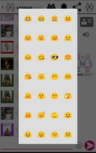 Lesbian Chat - Girls Chatting App 86.0 screenshots 2