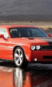 Wallpapers Dodge Challenger screenshot 2