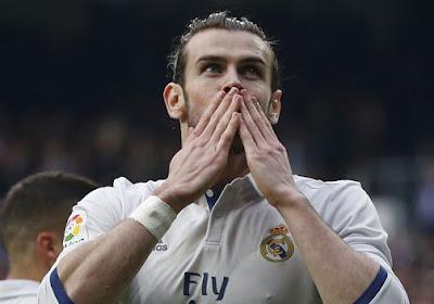 Liga: Match parfait pour le Real Madrid, Bale est de retour (vidéo)