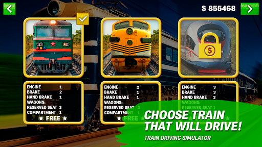 Train driving simulator 1.93 screenshots 2