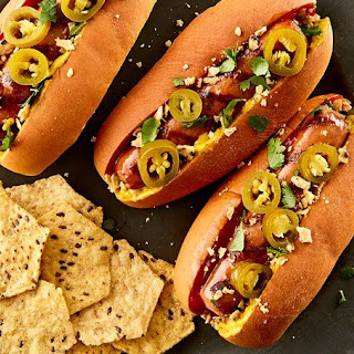 Vietnamese-Inspired Hot Dogs