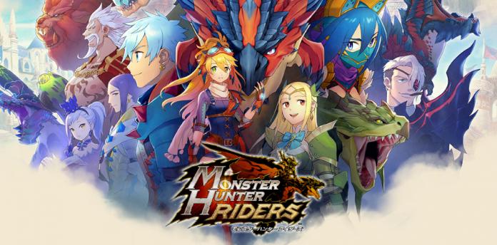 Monster Hunter Riders bất ngờ công bố ngày ra mắt chính thức, sớm hơn dự kiến rất nhiều! - Ảnh 1.