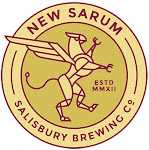 Logo of New Sarum 142 Blonde Ale With Grits