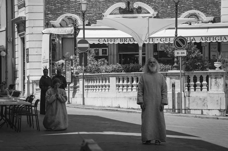 viandanti pellegrini.... di Fabry