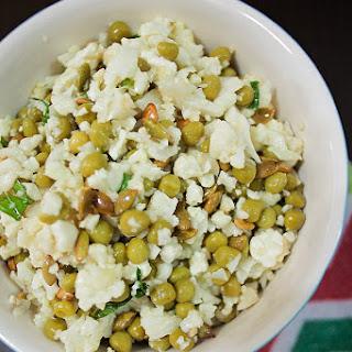 Green Cauliflower Couscous