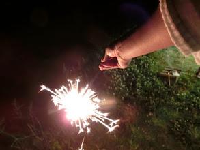 Photo: 花火したで!