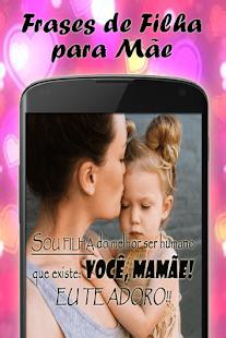 Frases de Filha para Mãe - náhled