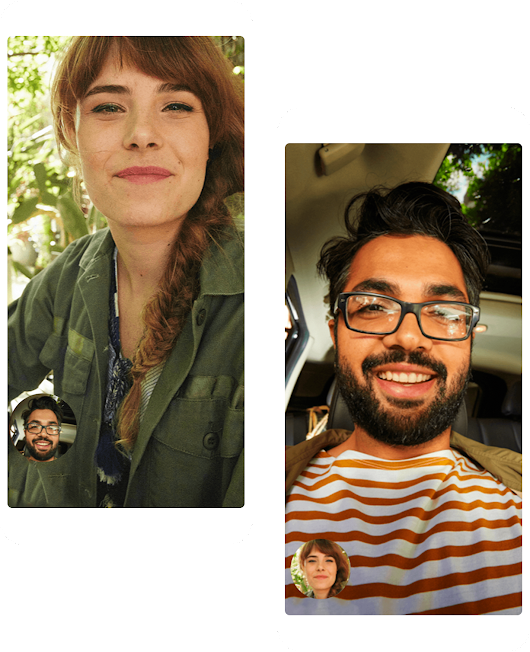 Google Duo - The simple video calling app.