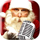 Santa Claus Voice Changer with Effects icon