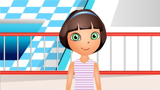 Dora Dress up Games- screenshot thumbnail