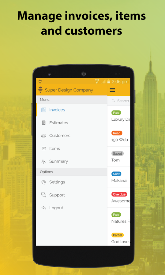 What Is Performa Invoice Word Invoice  Estimate  Android Apps On Google Play Templates For Receipts Word with Toys R Us Receipt Word Invoice  Estimate Screenshot Cxml Invoice Excel