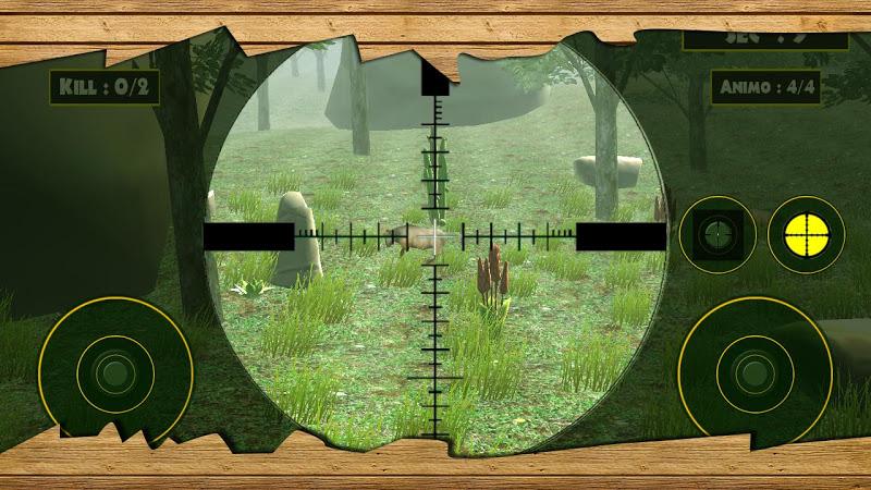 Скриншот Deer Hunting Sniper Shooting
